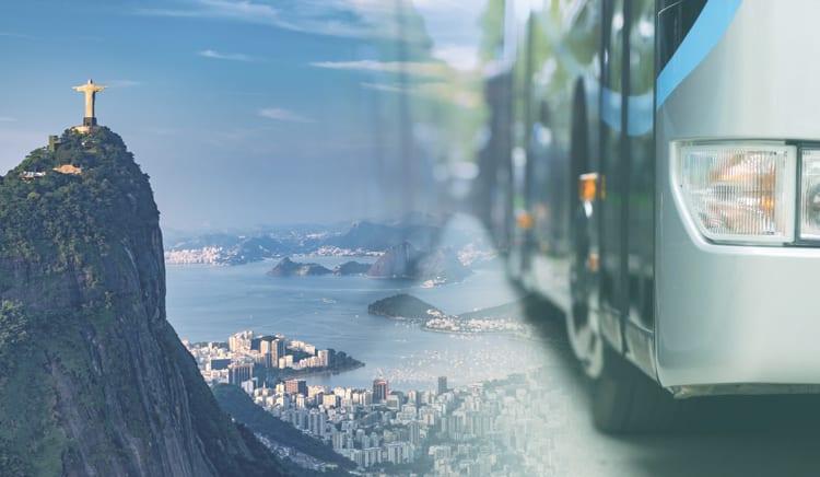 Tarifas de ônibus rio de janeiro