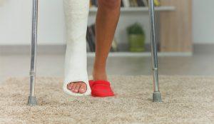 acidente de trabalho no emprego doméstico