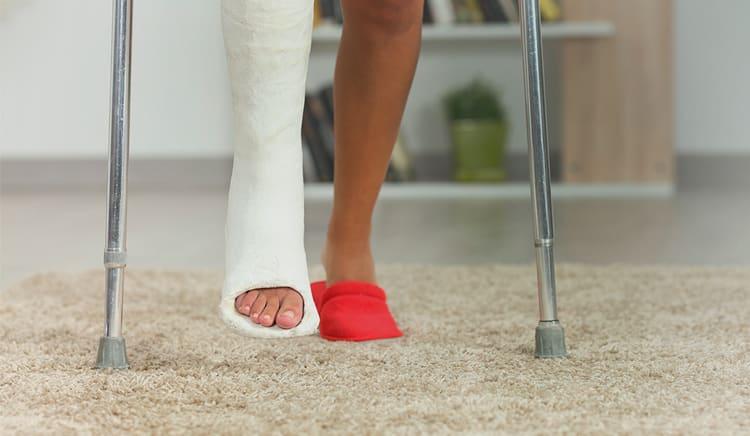 0da746a85 O que fazer quando o empregado doméstico sofre acidente de trabalho? |  Doméstica Legal
