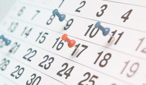 calendario empregador