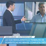 Lei que regulamenta o trabalho de domésticas no Brasil completa três anos