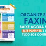 Conheça o planner organizacional de tarefas para empregadores e empregadas domésticas